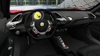 FH3 Ferrari 488 Interior