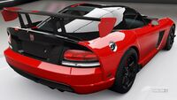 FH4 Dodge Viper 08 Rear