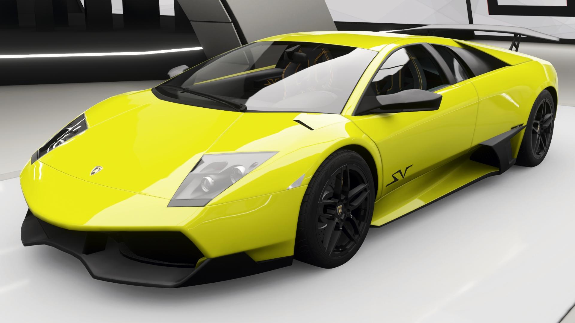 Lamborghini Murciélago LP 670-4 SV | Forza Motorsport Wiki | FANDOM