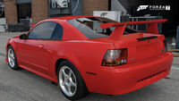 FM7 Ford Mustang 00 Rear