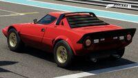 FM7 Lancia Stratos Rear