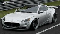 FM7 Maserati GT S FE Front