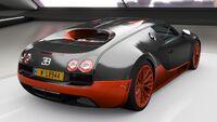 FH4 Bugatti Veyron Rear