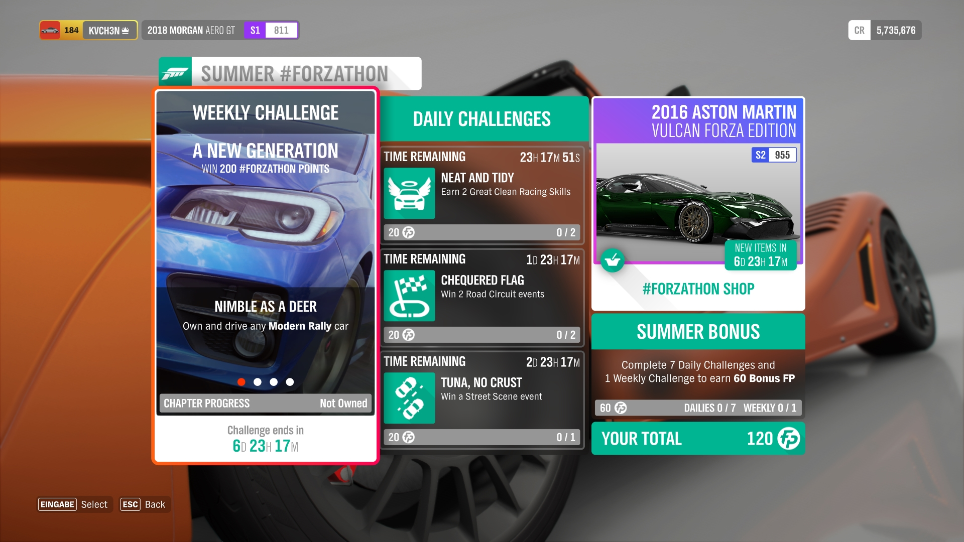 Summer Forzathon (January 2019) | Forza Motorsport Wiki | FANDOM