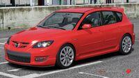 FM4 Mazda Mazdaspeed3 09