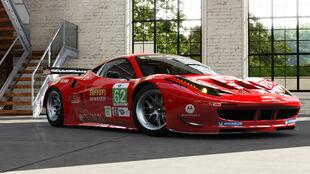 Ferrari F458 in Forza Motorsport 5