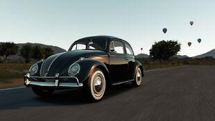 The 1963 Volkswagen Beetle in Forza Horizon 2