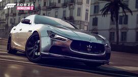 FH2 Maserati Ghibli FFE