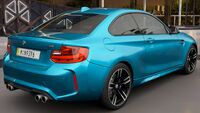 FH3 BMW M2 Rear