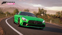 FH3 M-B AMG GT R Official