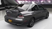 FH4 Mitsubishi Lancer MR 06 Rear