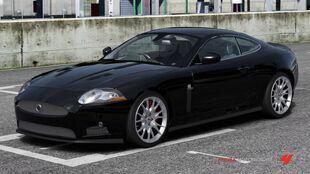 Jaguar XKR-S in Forza Motorsport 4