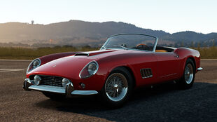 1957 Ferrari 250 California in Forza Horizon 2