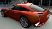 FH3 TVR Sagaris Rear