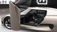 FH4 Koenigsegg CC8S Interior2
