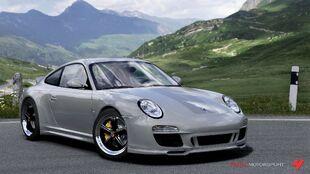Porsche 911 Sport Classic in Forza Motorsport 4