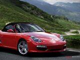 Porsche Boxster S (2010)