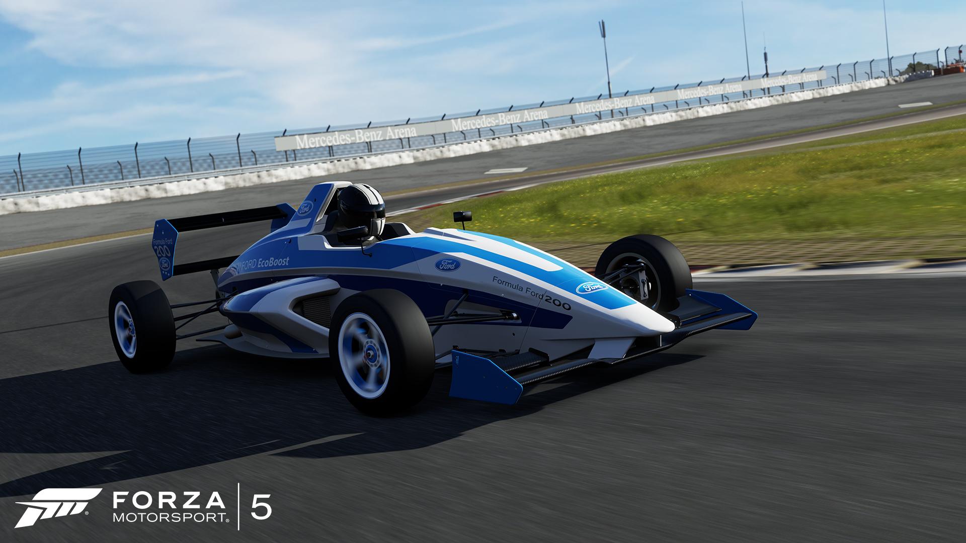 Ford Formula Ecoboost 200 Forza Motorsport Wiki Fandom Powered