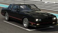 FM7 Chevrolet Monte Carlo Front