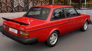 FH3 Volvo 242 Turbo Evolution Rear