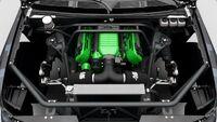 FH4 Chevy Silverado Engine