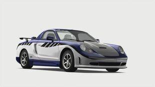 Toyota Tom's W123 MR-S in Forza Motorsport 3