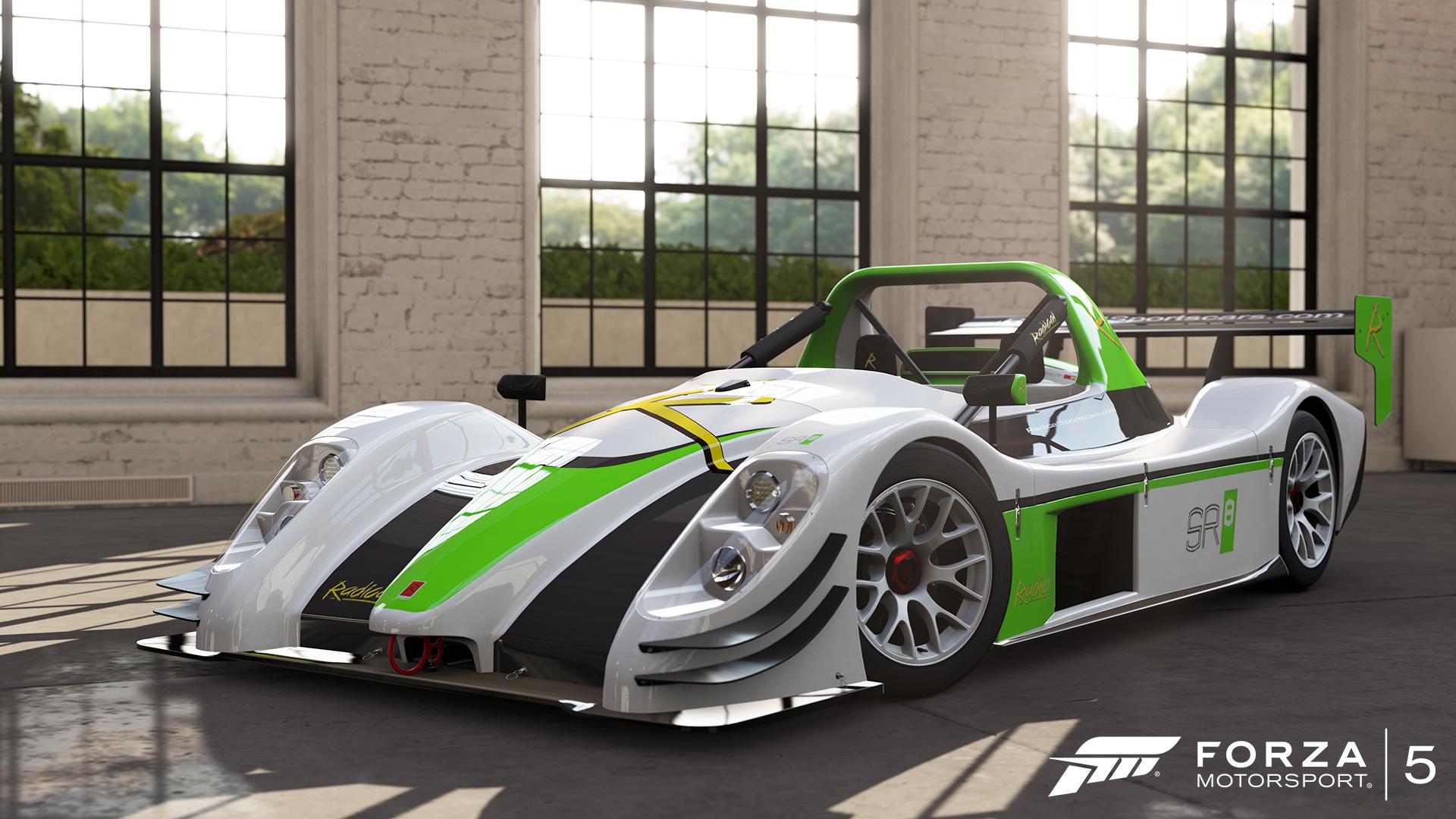 Radical SR8 RX   Forza Motorsport Wiki   FANDOM powered by Wikia