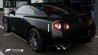 FM7 Nissan GT-R 12 Rear