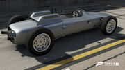 FM7 Porsche 804 62 Rear