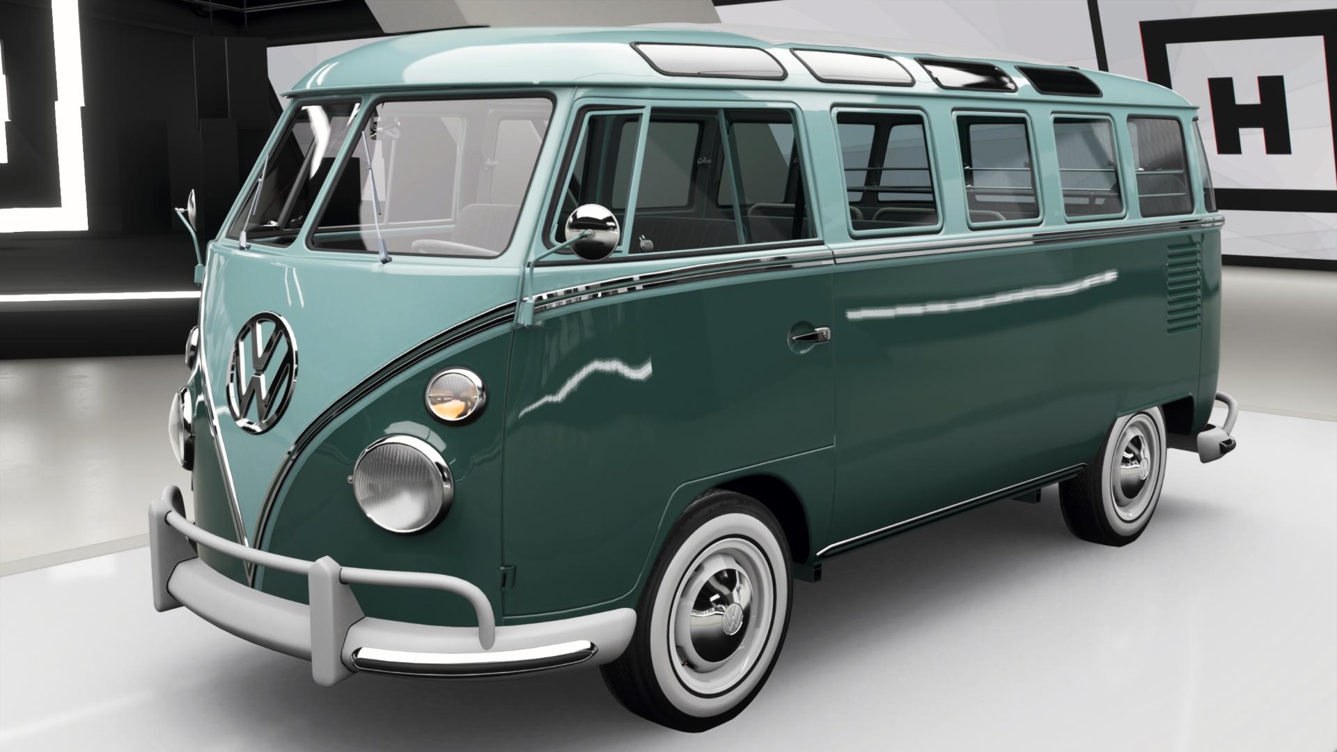 4ef8710317 Volkswagen Type 2 De Luxe