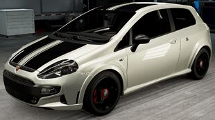 2013 Abarth Punto SuperSport in Forza Motorsport 6: Apex