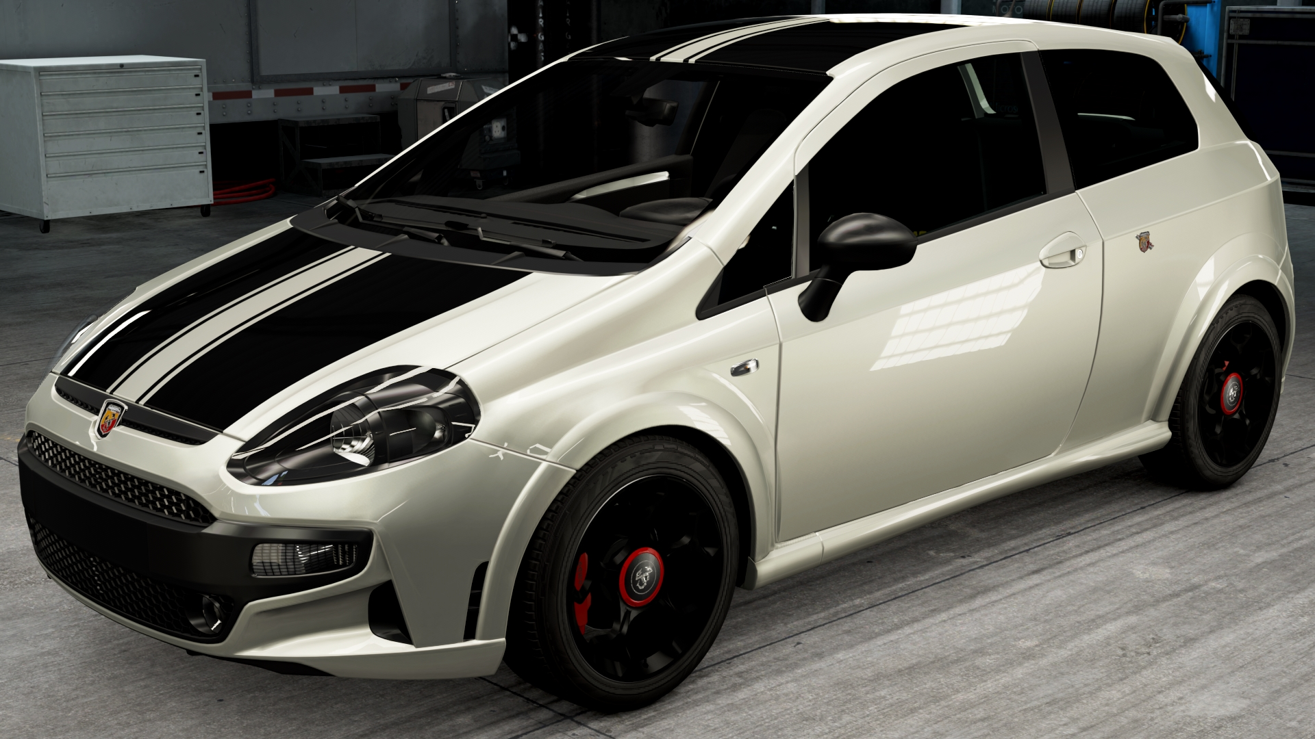 Abarth Punto SuperSport | Forza Motorsport Wiki | FANDOM powered by