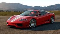 FH2 Ferrari 360CS