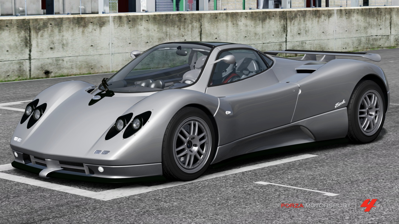 Pagani Zonda C12 | Forza Motorsport Wiki | FANDOM powered by Wikia
