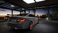 FS BMW M4 GTS Rear