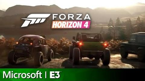 FH4 - E3 2018 Briefing - GameSpot