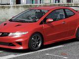 Honda Mugen Civic Type-R 3D