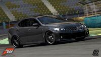 FM3 Lexus IS F