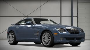 Chrysler Crossfire SRT6 in Forza Motorsport 4