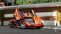 FM5 McLaren F1
