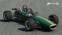 FM7 Brabham BT24 Front