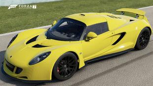 The 2012 Hennessey Venom GT in Forza Motorsport 7