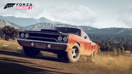 FH2FF Plymouth RoadRunner