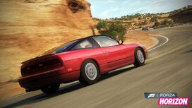 FH Nissan 240SX Promo