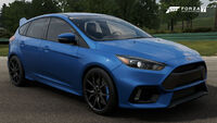 FM7 Ford Focus 17 Front