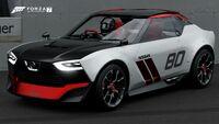 FM7 Nissan IDx Nismo Front