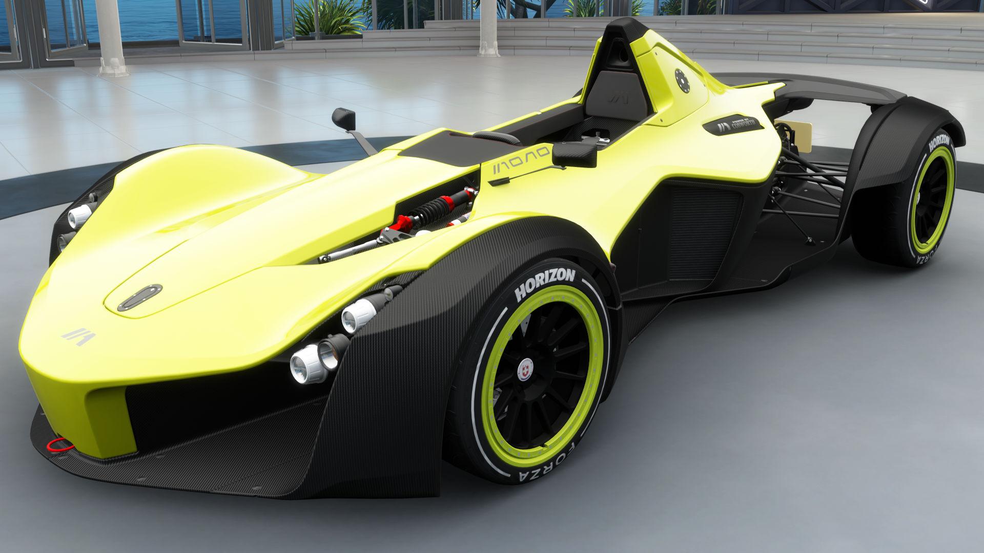 Image - FH3 BAC Mono HE Front.jpg | Forza Motorsport Wiki | FANDOM ...