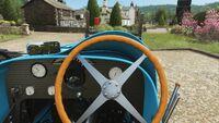 FH4 Bugatti T35C Dashboard