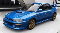 FH4 Subaru 22B Front