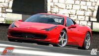 FM3 Ferrari 458